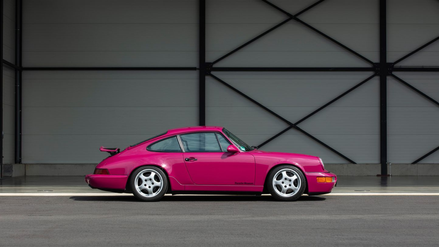 Porsche 911, Type 964: Carrera RS (1991)