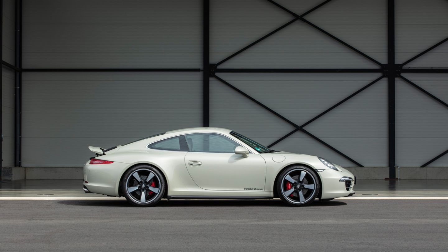 Porsche 911, Type 991: Carrera S '50 Years of 911' (2013)