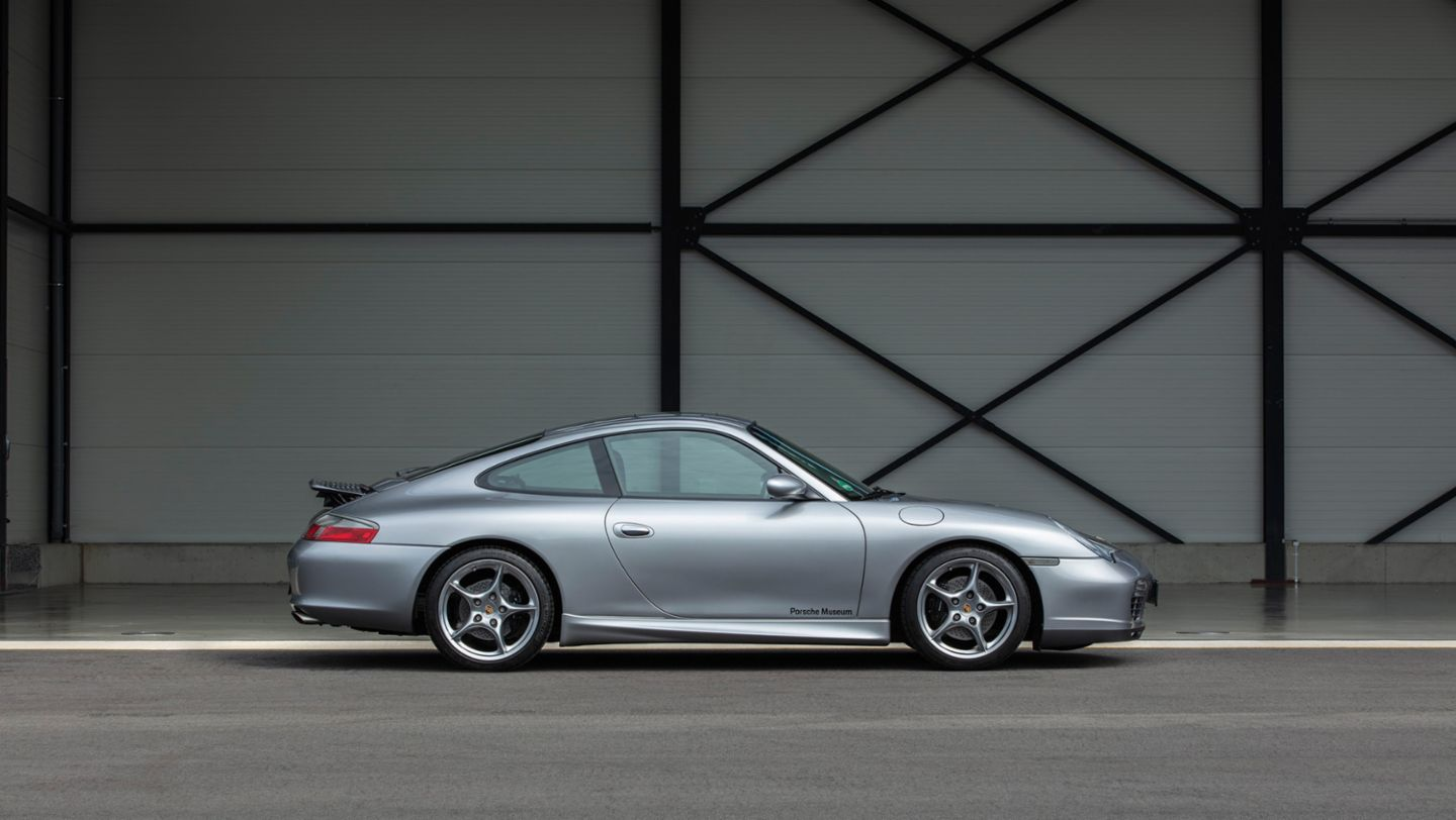Porsche 911, Type 996: Carrera '40 Years of 911' (2003)