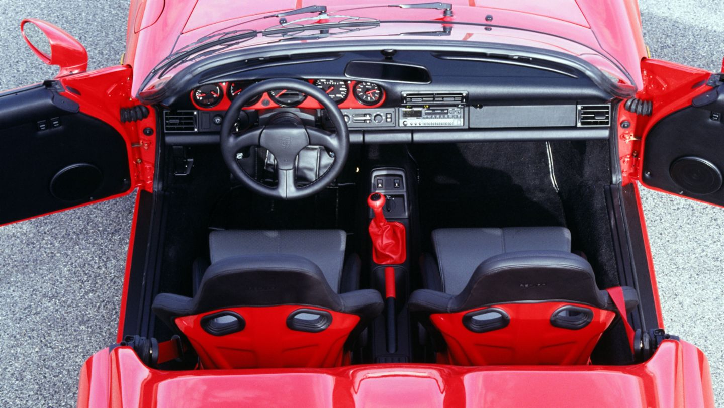 911 Carrera 2 3,6 Speedster, model year 1993, Porsche AG