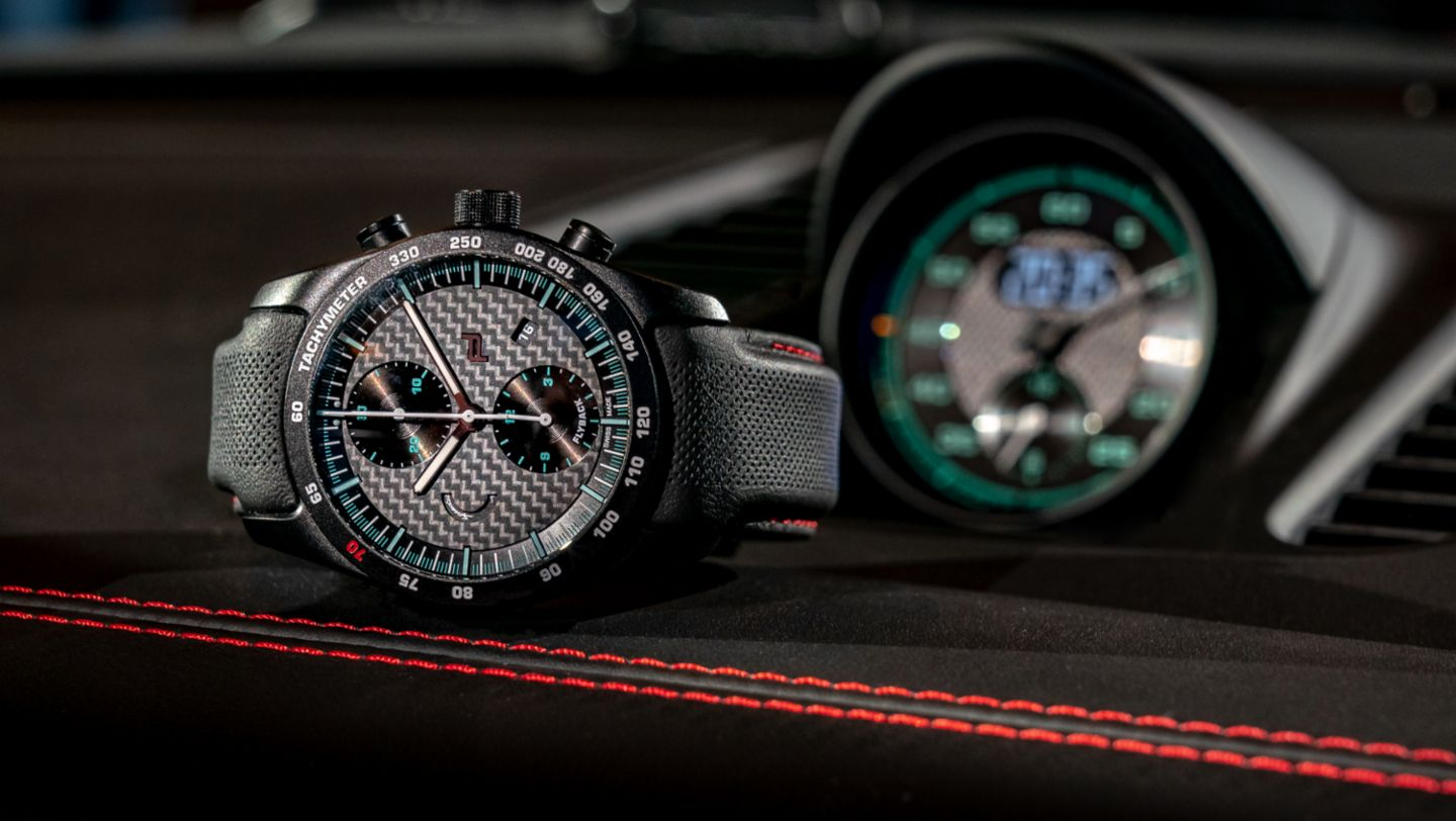 Chronograph 911 Speedster Timepieces, 2019, Porsche Design Group