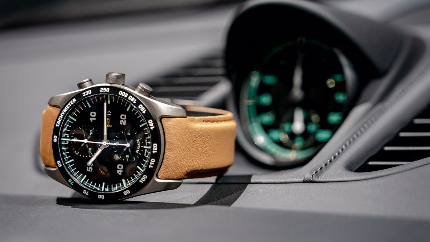 """Chronograph 911 Speedster Heritage Design"", 2019, Porsche Design Group"