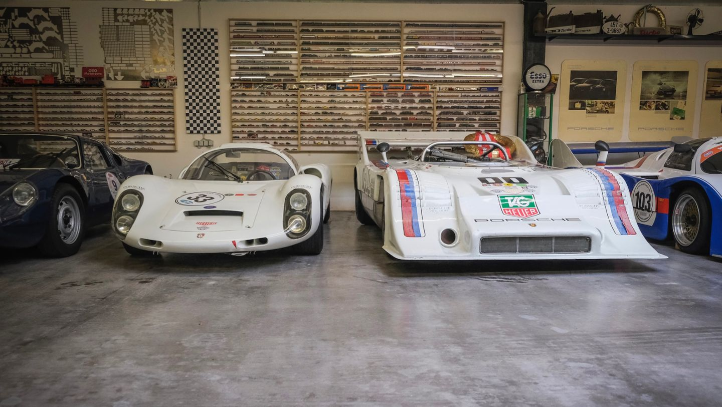 80 Porsche cars in 80 years - Image 6
