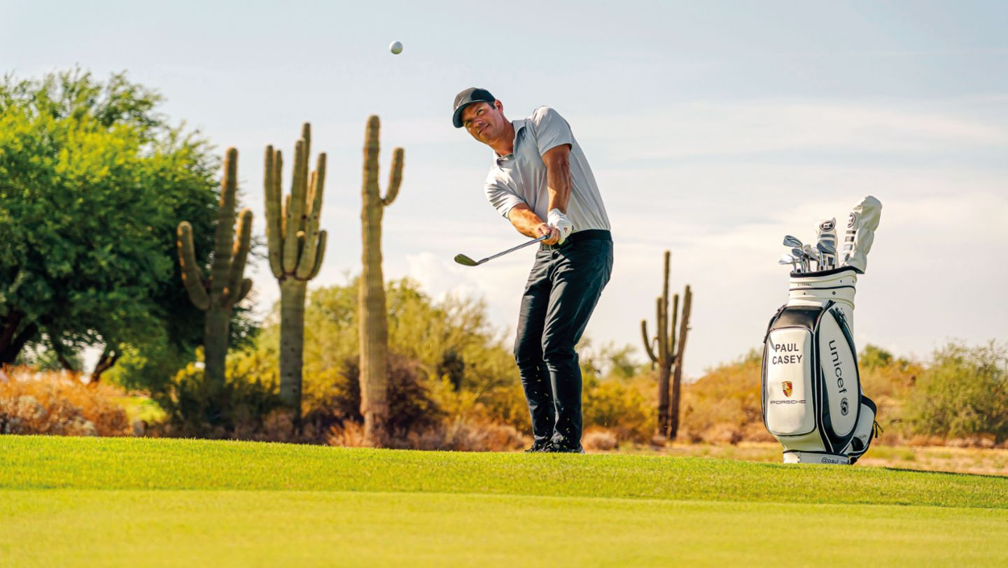 Golf star Paul Casey on fulfilling his dreams - Image 5