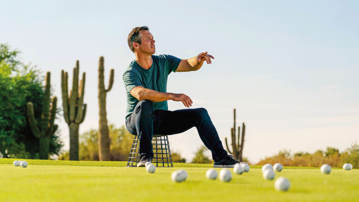 Golf star Paul Casey on fulfilling his dreams - Image 7
