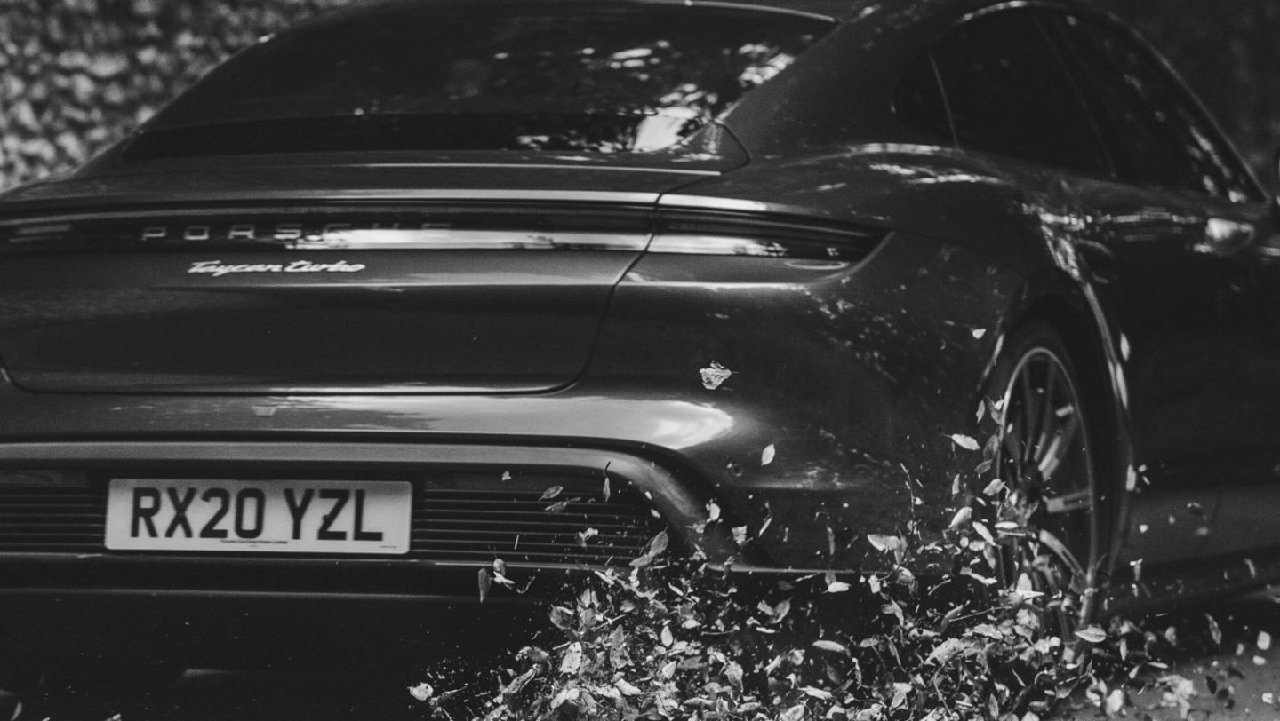The Taycan at Goodwood: Amy's electric dream - Image 2