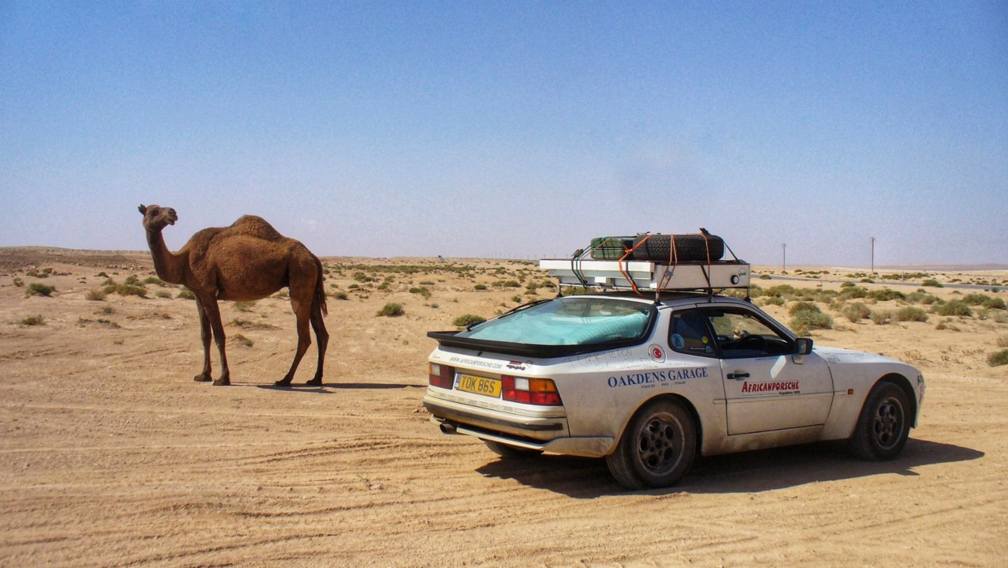Continental thrift: crossing Africa in a Porsche 944 - Image 1