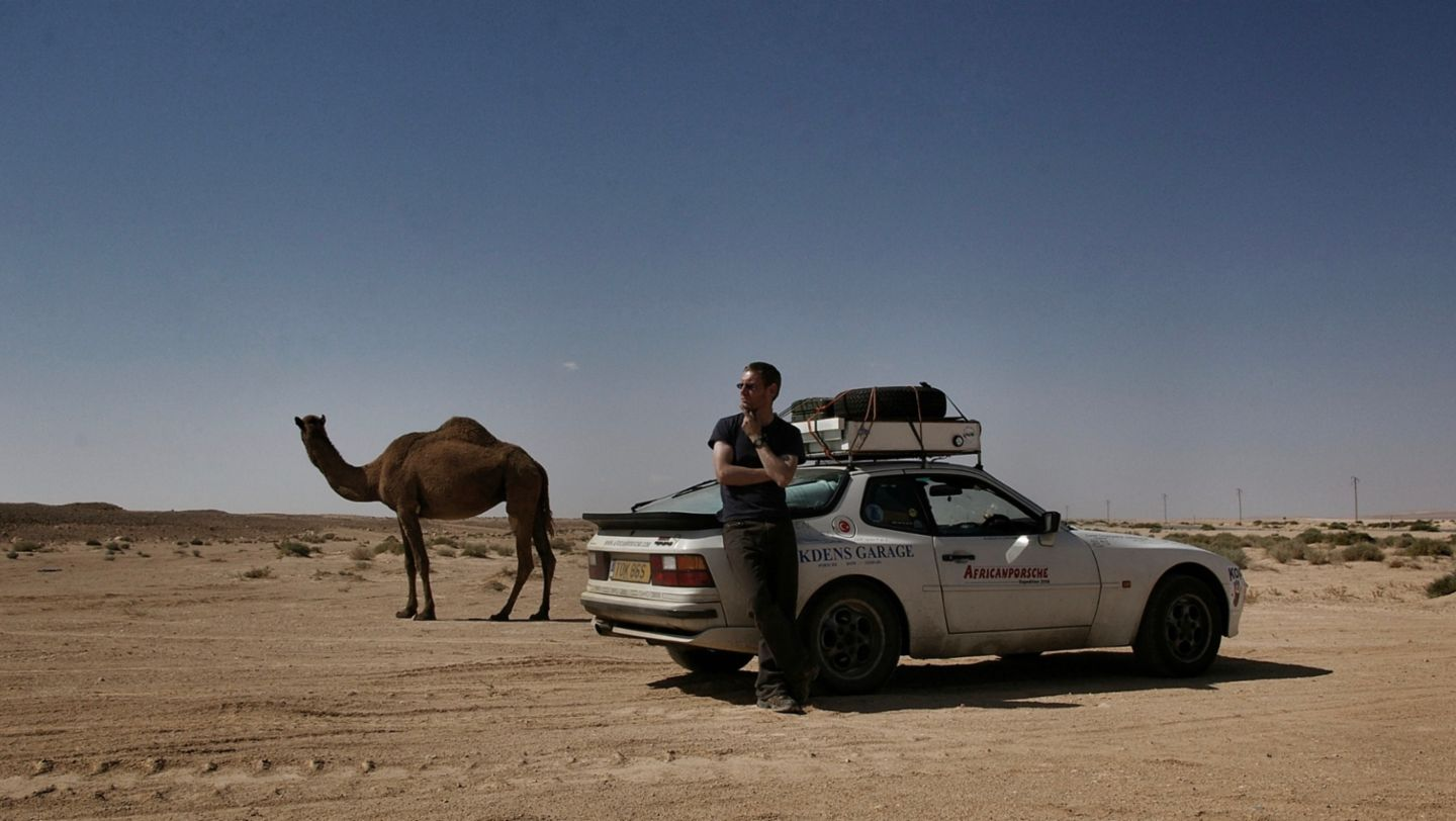Continental thrift: crossing Africa in a Porsche 944 - Image 2