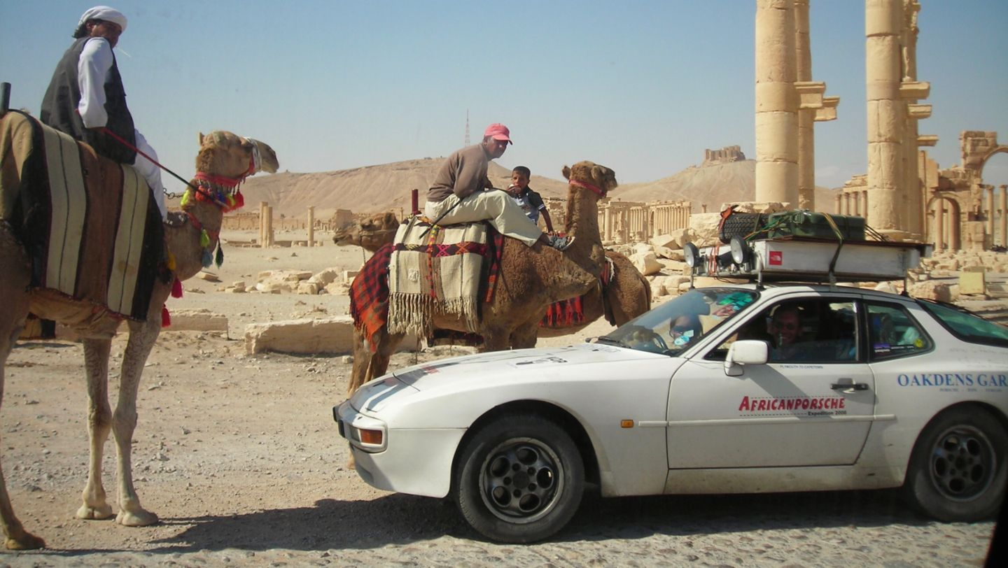 Continental thrift: crossing Africa in a Porsche 944 - Image 6