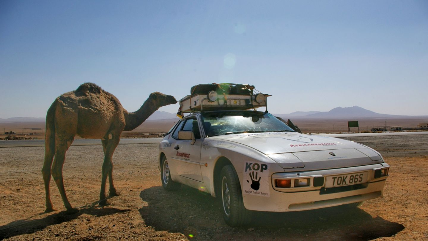 Continental thrift: crossing Africa in a Porsche 944 - Image 5