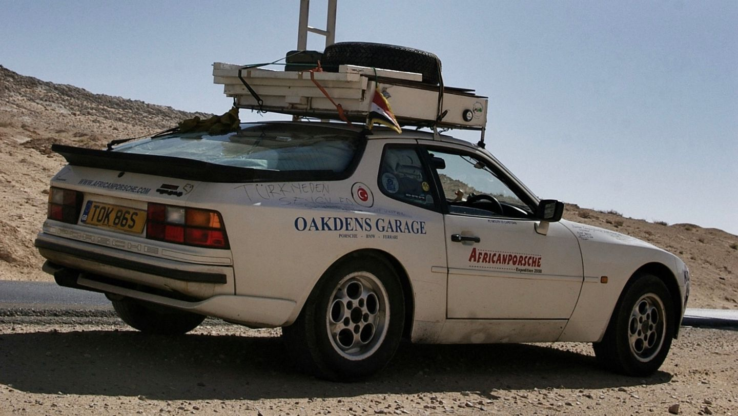 Continental thrift: crossing Africa in a Porsche 944 - Image 3