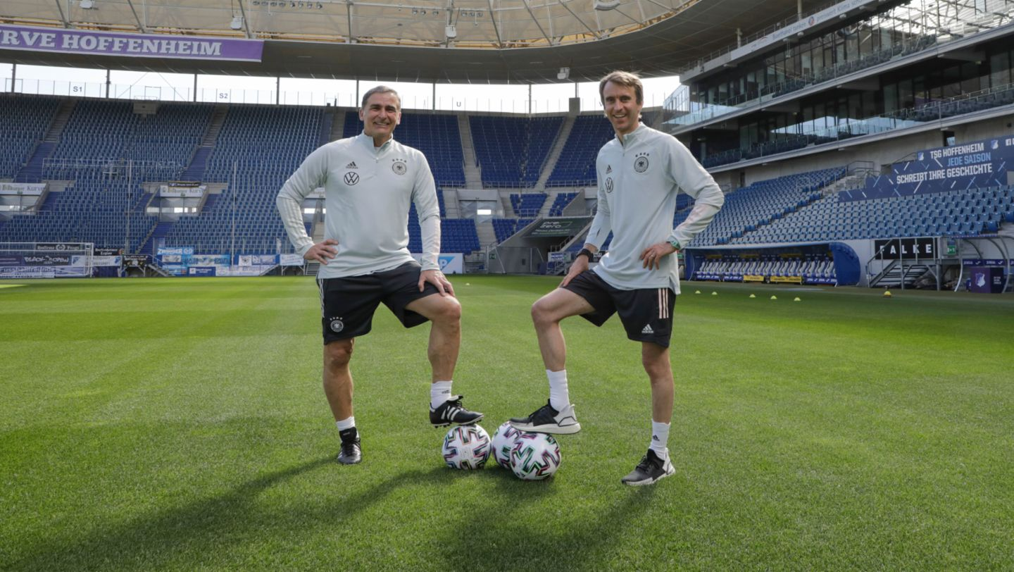 Sport connects: Timo Bernhard and Stefan Kuntz - Image 5