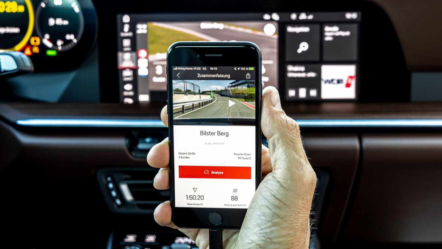 Digital trainer: Porsche Track Precision App now with more functions - Image 5