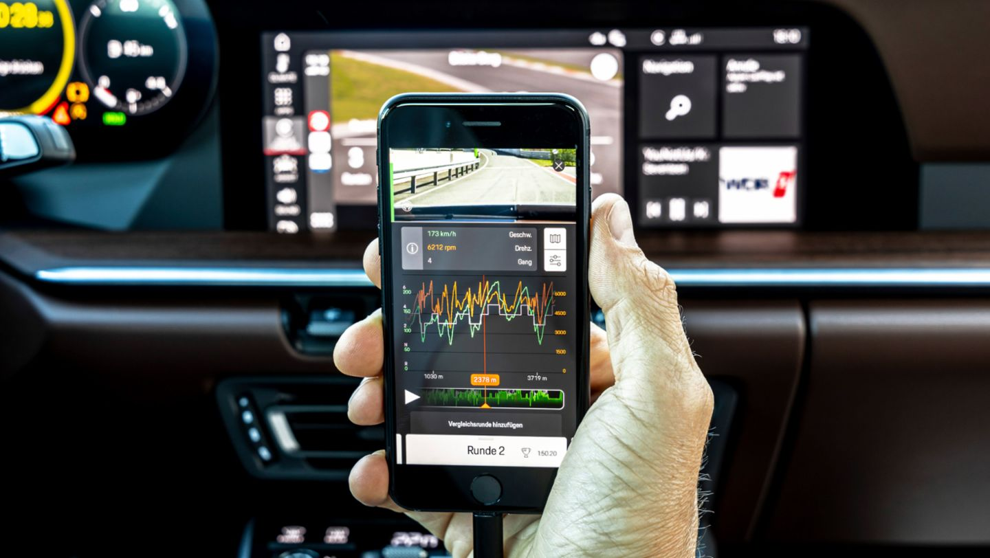 Digital trainer: Porsche Track Precision App now with more functions - Image 6