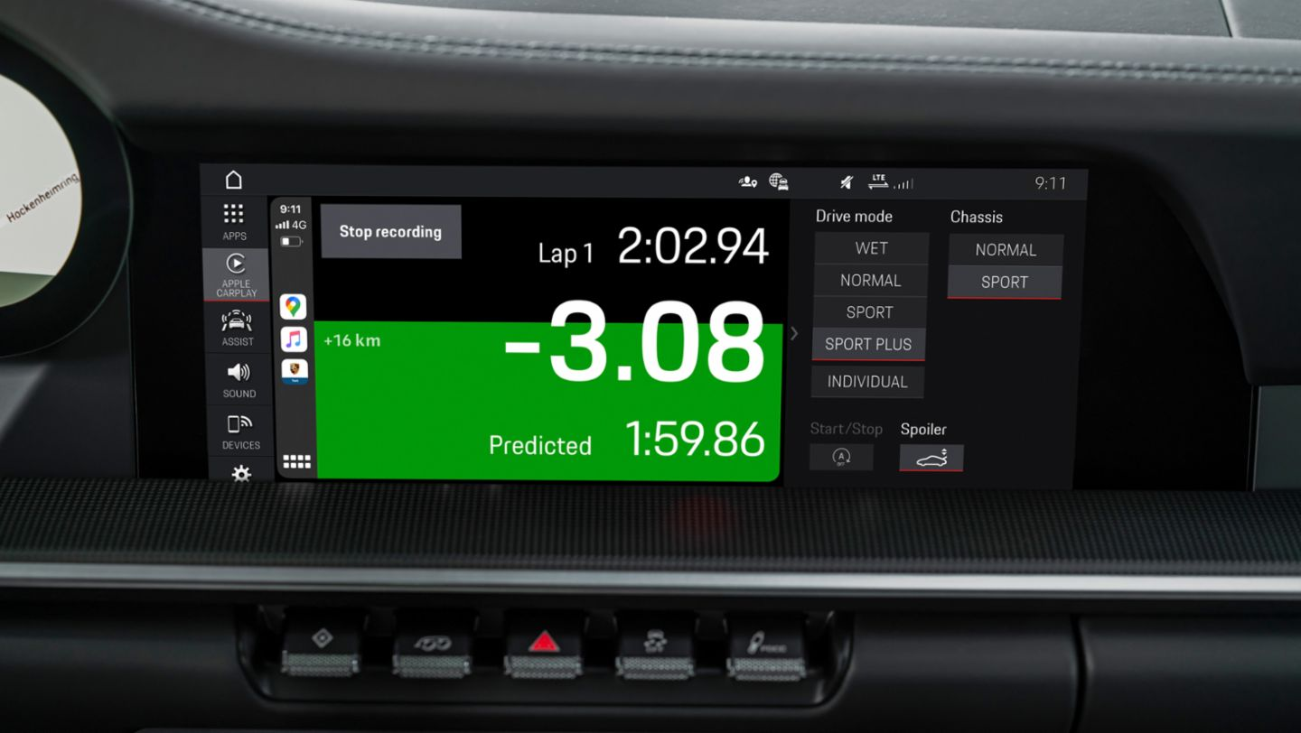 Digital trainer: Porsche Track Precision App now with more functions - Image 7