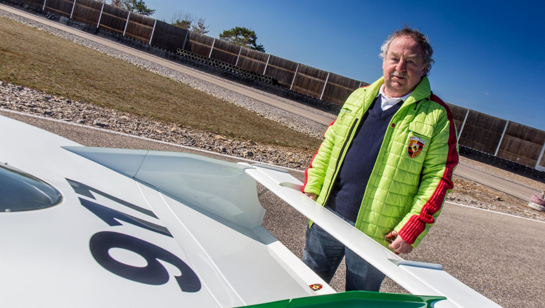 Porsche congratulates motorsport legend Kurt Ahrens on his 80th birthday - Image 2
