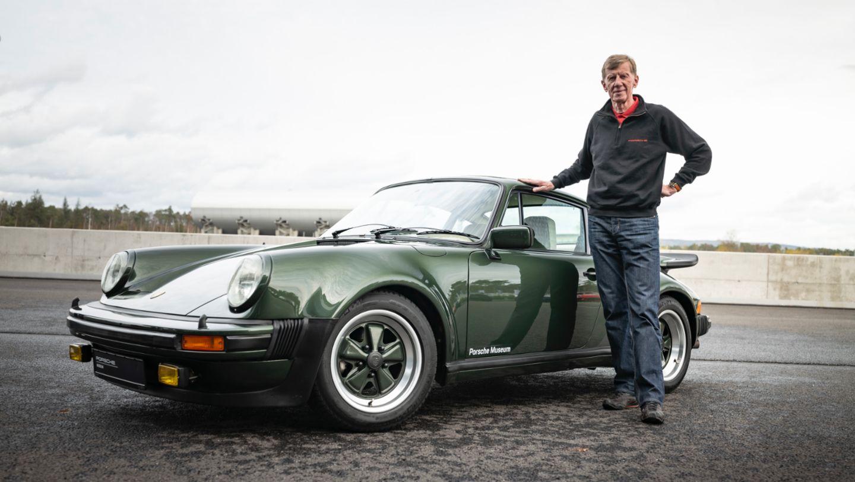 Walter Röhrl, 930, 2020, Porsche AG