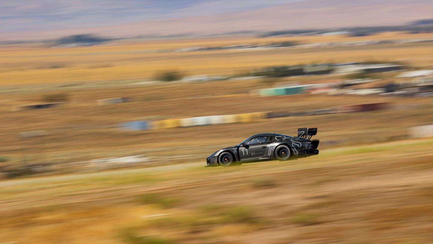 935, Willow Springs, USA, 2020, Porsche AG