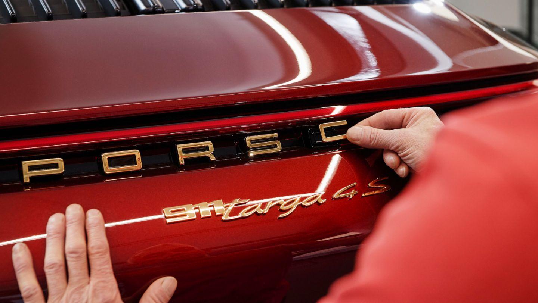 911 Targa 4S Heritage Design Edition, Porsche Exclusive Manufaktur, 2020, Porsche AG