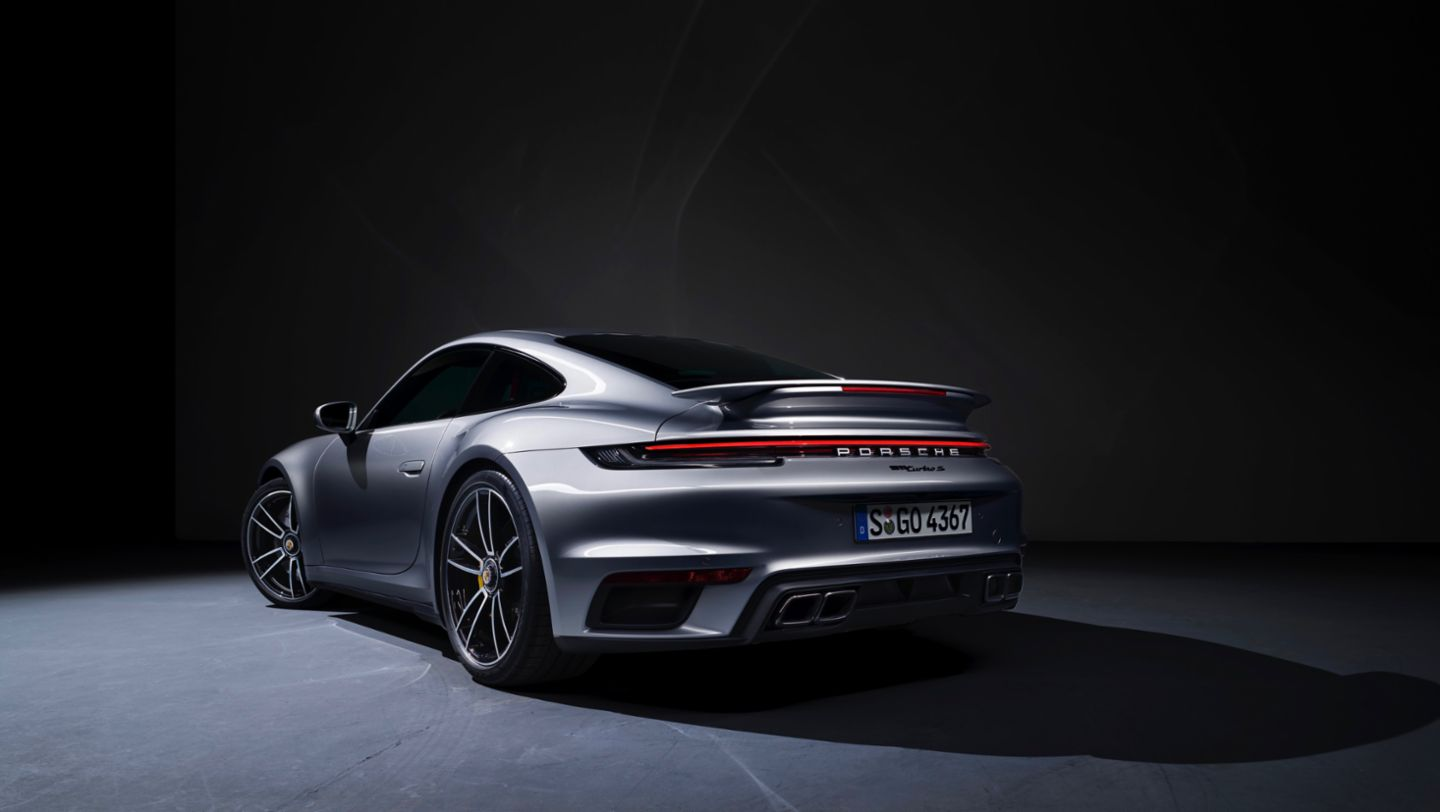 911 Turbo S, 2020, Porsche AG