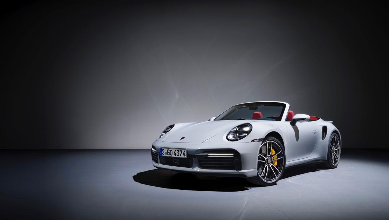 911 Turbo S Cabriolet, 2020, Porsche AG