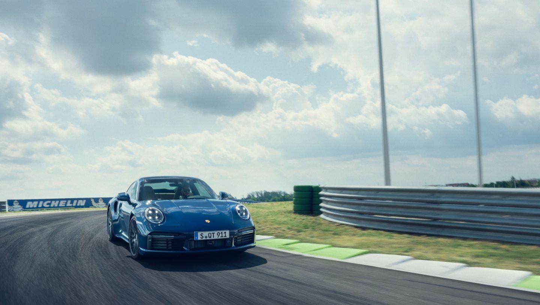 911 Turbo, Leipzig, 2020, Porsche AG