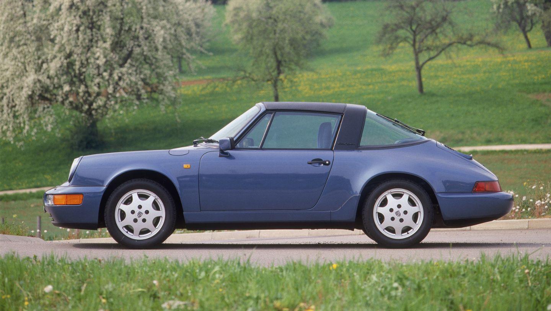911 Carrera 2 3.6 Targa (MY 1992), Porsche AG