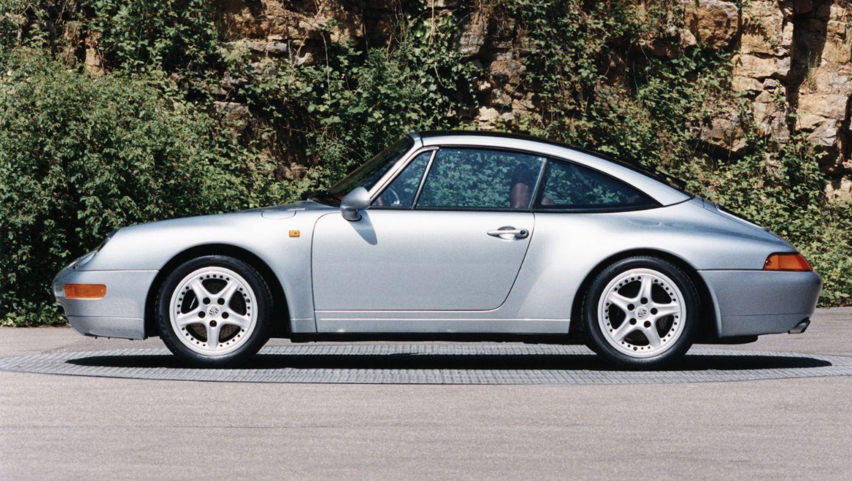 911 Targa 3.6 (MY ca. 1994), Porsche AG