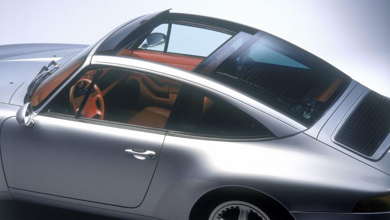 911 Targa 3.6 (MY 1997), Porsche AG