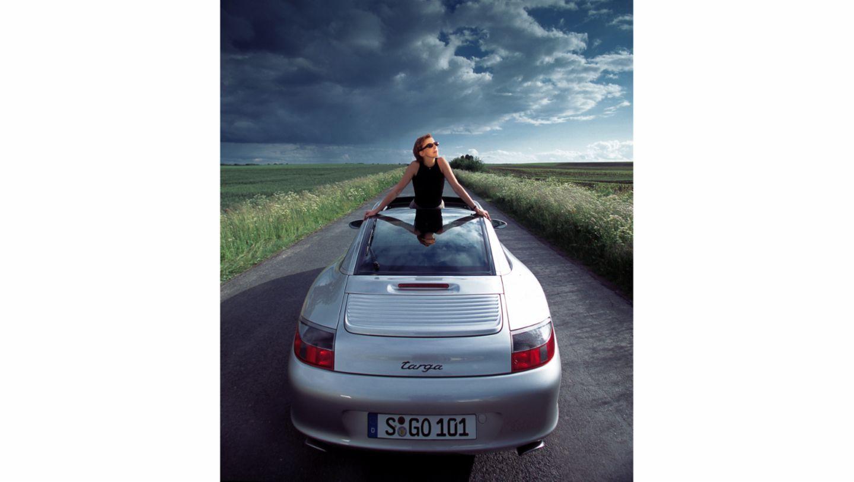 911 Targa (MY 2002), Porsche AG