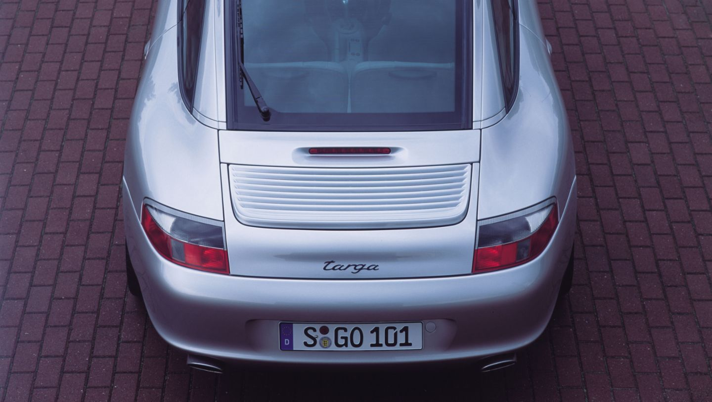 911 Targa 3.6 (MY 2002), Porsche AG