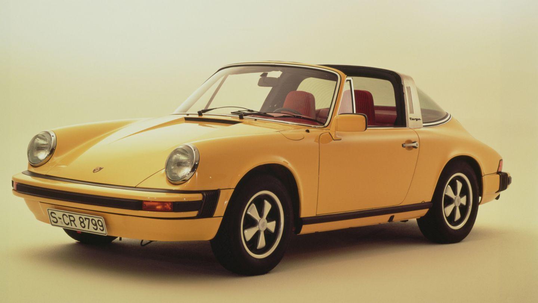 911 2.7 Targa (MY 1977), Porsche AG