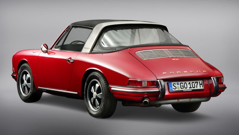 911 2,0 Targa (MY 1967), Porsche AG