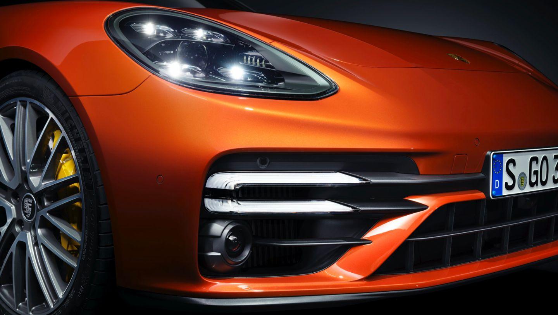 Panamera Turbo S, 2020, Porsche AG