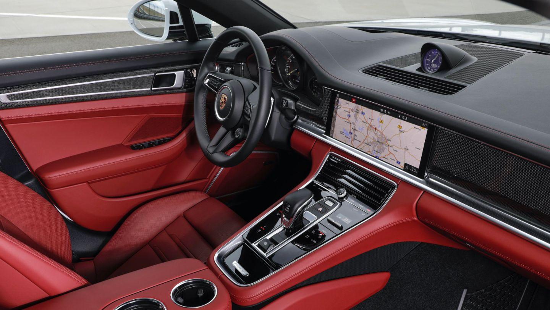 Panamera 4S E-Hybrid, Interior, 2020, Porsche AG