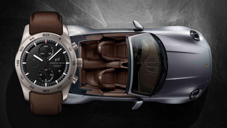 A Porsche Design chronograph designed for personal aesthetic taste - Image 4