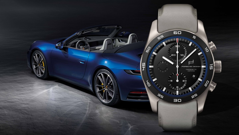 A Porsche Design chronograph designed for personal aesthetic taste - Image 3