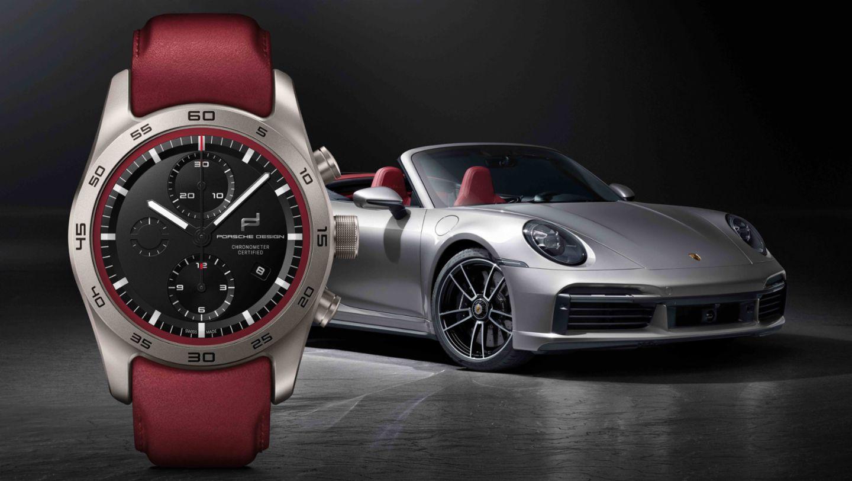 A Porsche Design chronograph designed for personal aesthetic taste - Image 2