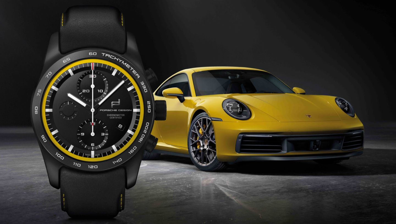 A Porsche Design chronograph designed for personal aesthetic taste - Image 1