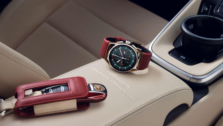 A Porsche Design chronograph designed for personal aesthetic taste - Image 6