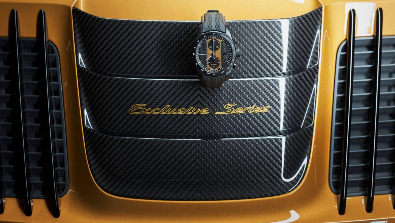 A Porsche Design chronograph designed for personal aesthetic taste - Image 7