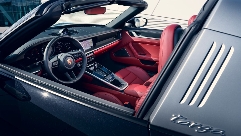 911 Targa 4S 2020 Porsche AG
