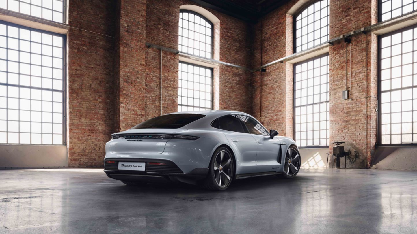 Taycan Turbo, Porsche Exclusive Manufaktur, 2020, Porsche AG