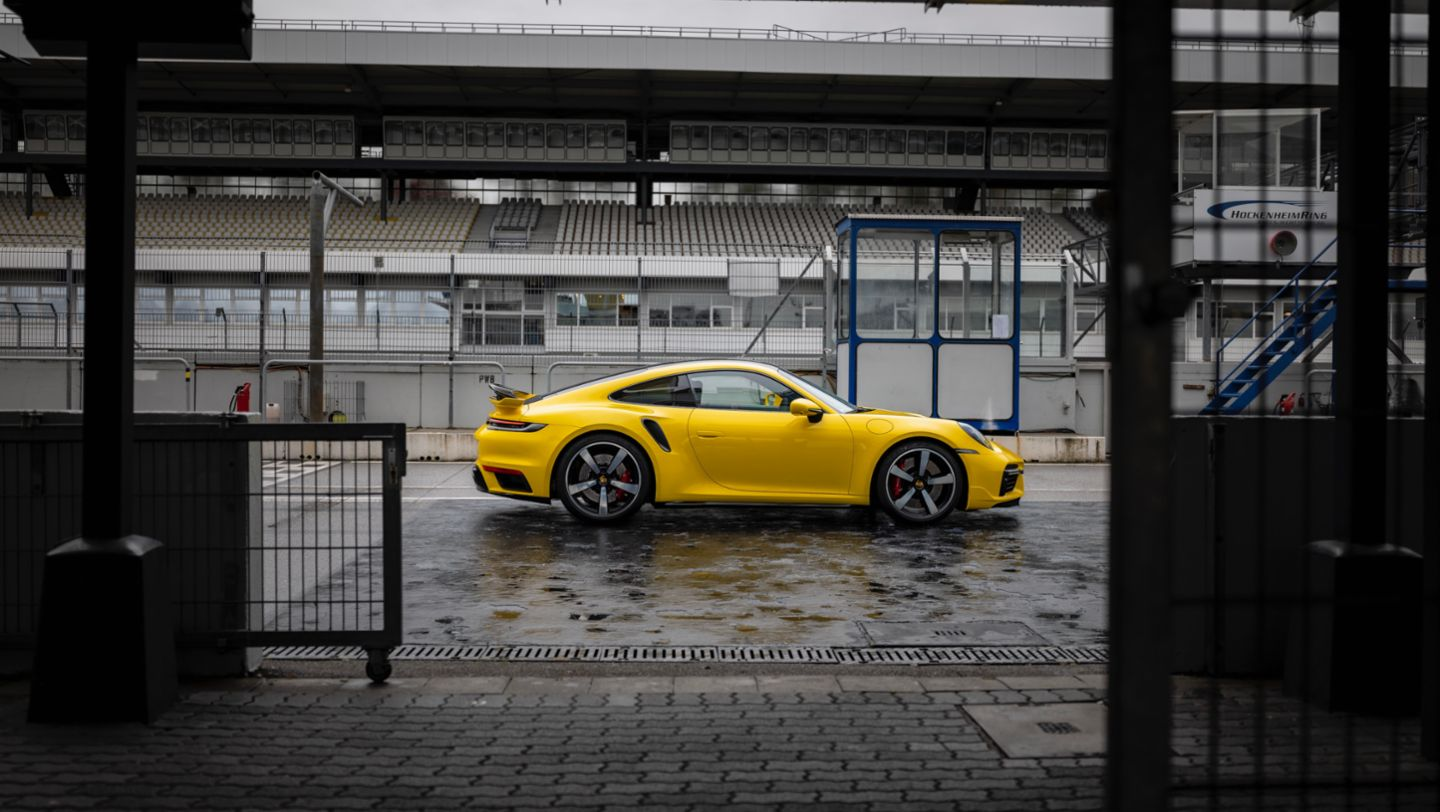911 Turbo, Hockenheimring, Germany, 2020, Porsche AG