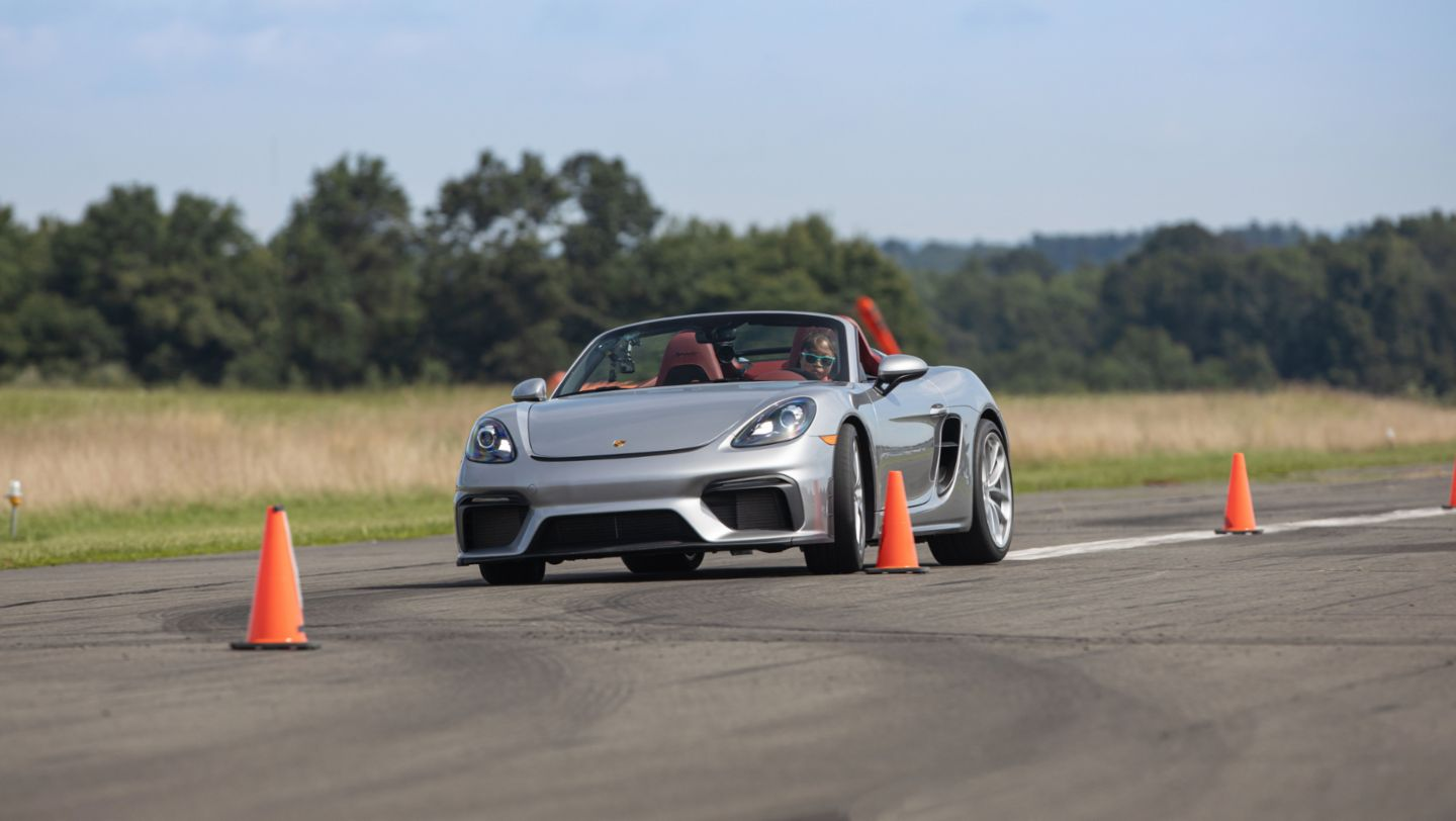 718 Spyder, New Guinness World Records™, 2020, Porsche AG