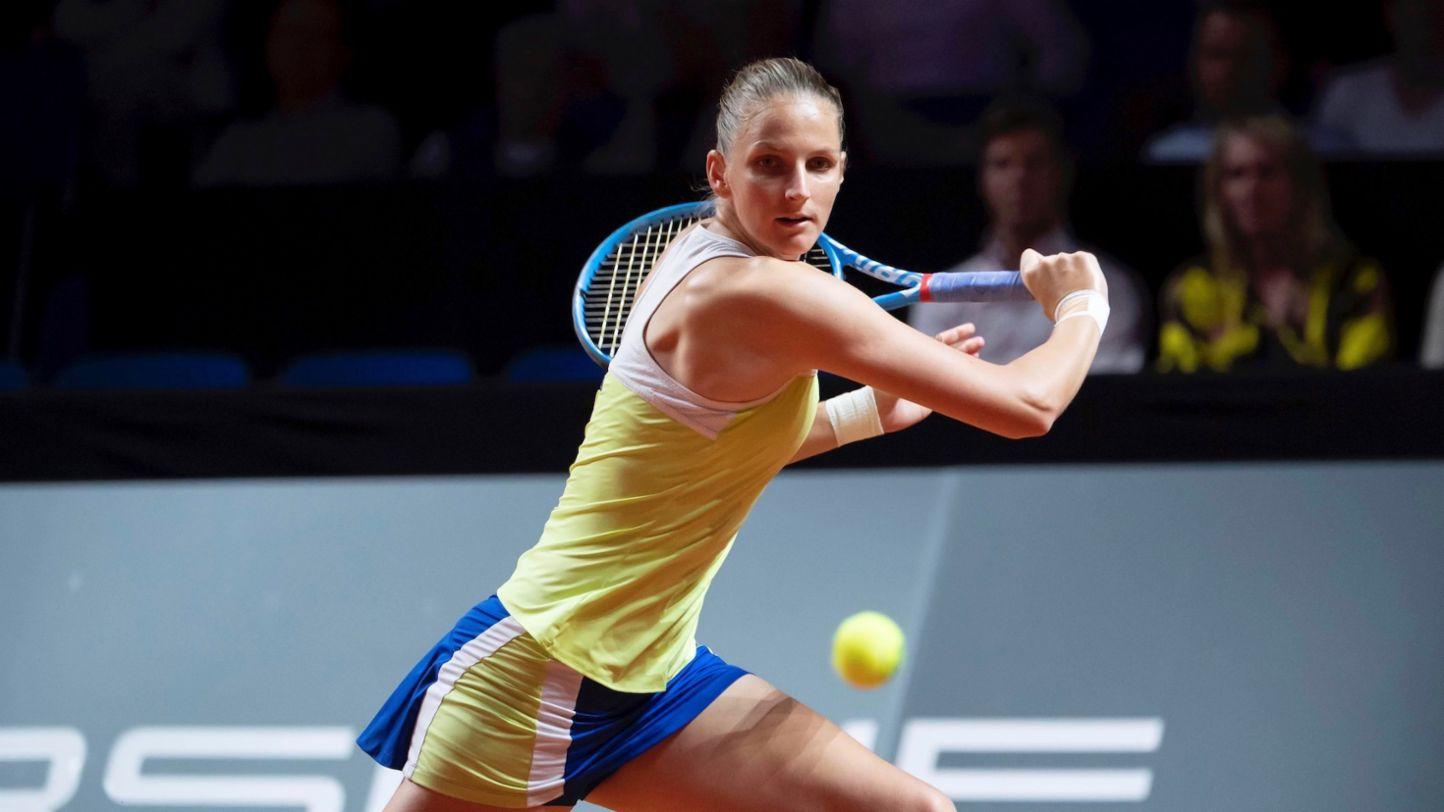 Australian Open winner Sofia Kenin to come to the Porsche Tennis Grand Prix - Image 4