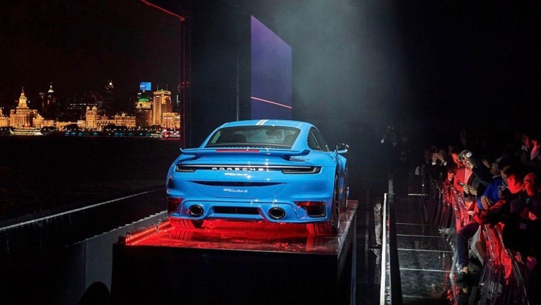 911 Turbo S 20 Years Porsche China Edition, 2021, Porsche AG