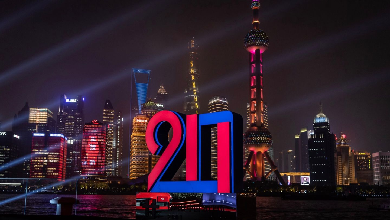 20 years of Porsche China, 2021, Porsche AG