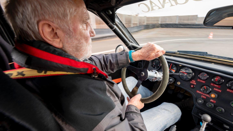 Roland Kussmaul, 924 Carrera GTS Rally, 2021, Porsche AG