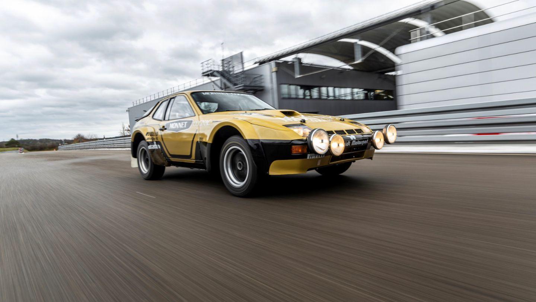 924 Carrera GTS Rally, 2021, Porsche AG